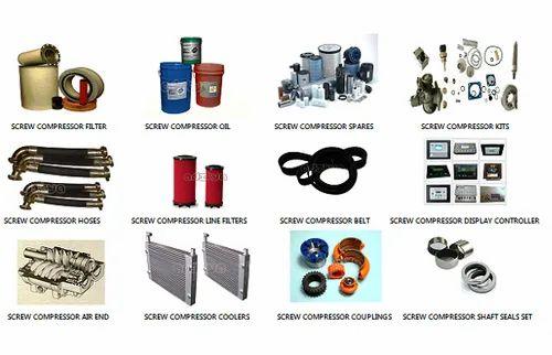 Elgi Compressor Spare Parts