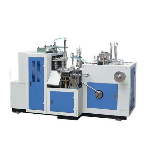Paper Cup Making Machine - Automatic Paper Cup Forming