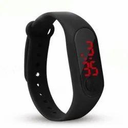 M2 LED Digital Watch ( Black )