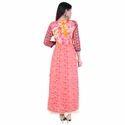Lavanya Cotton Designer Long Kurti