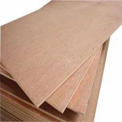 Brown 19 mm Waterproof Plywood Board, Size: 8' x 4'