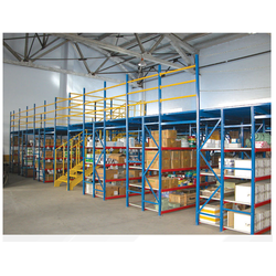 Two Tier Industrial Racks
