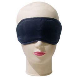 Black Sleeping Eye Mask