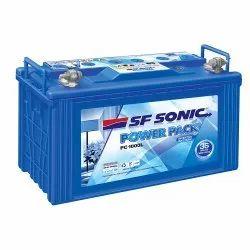 100 Ah Sf- Sonic SF Sonic E-Rickshaw Battery, Model No.: Pc1000l