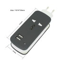 Power Strip Extension Cord