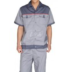 Utility Uniform- Work Wear Shirt & Trouser