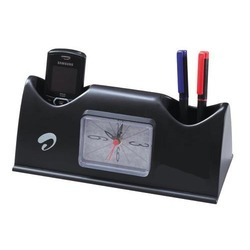 Mobile Stand With Table Watch