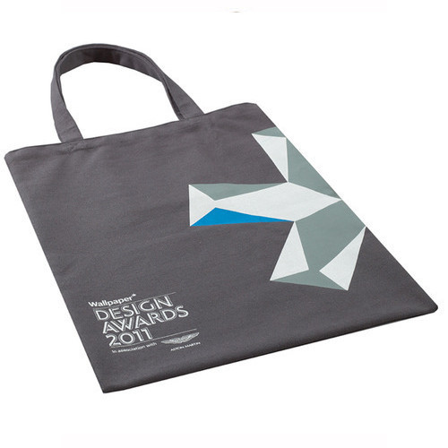 Printed Promotional Canvas Tote Bag Rs