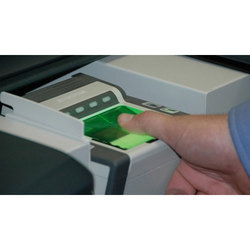 Digital Fingerprint Scanner