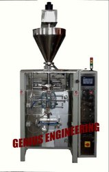 Auger Filler Pouch Packing Machine