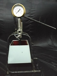 Hand Operated Hydraulic Pressure Test Pump
