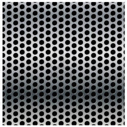 SS 316 Stainless Steel Perforated Sheet