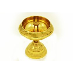 AJN-137 Brass Diya