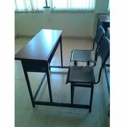 Two Seater College Desk