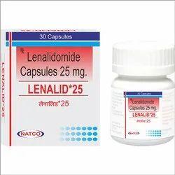 Lenalid 25mg Tab Lenalidomide