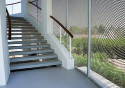 Expanded Metal Mesh For Doors & Windows