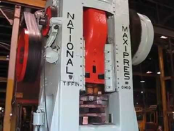 National 2500 Ton Forging Press