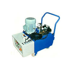 Hydraulic Tube Expansion System