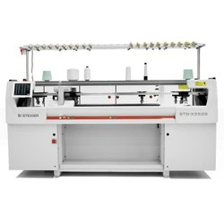 Steiger Switzerland Flat Shoe Upper Knitting Machine