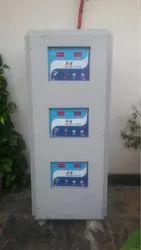 Three Phase Air Cooled Servo Voltage Stabilizer for Wire Cut Machine