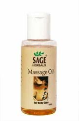 Sage Herbals Ayurvedic Body Oil, Pack Size: 90 ml