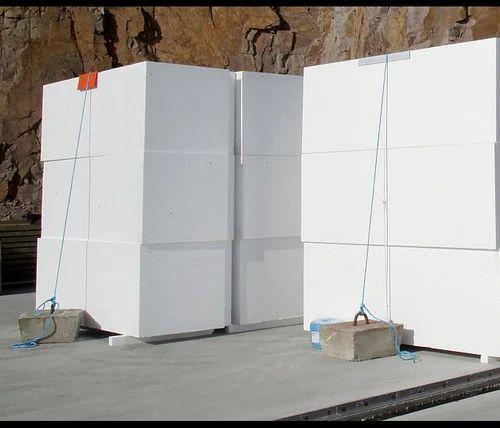 Drytech White Polystyrene Dryetch Geofoam, Rs 3500 /cubic meter Innovative  Vastunirman Private Limited | ID: 14956219862