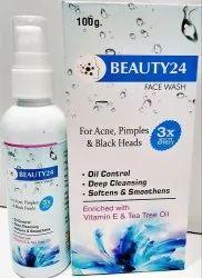 Beauty24-Face Wash