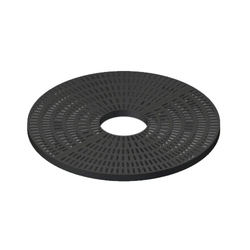 Black Iron/Ductile Iron Round Tree Gratings Cover