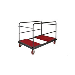 Movable Table Trolley