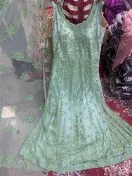 Kalidar Embroidered Bridal Suits