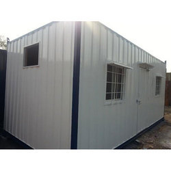 Painted Container House