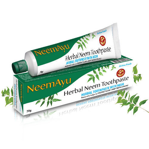 Herbal Toothpaste Manufacturer From
