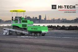Road Paver Finisher ( Model HSP-045)
