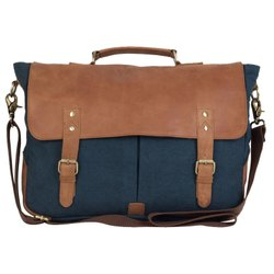 Finite Canvas Messanger Bag