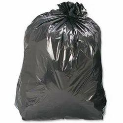 Plain Black Polythene Bag for Garbage