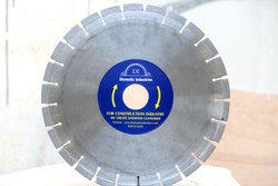 350 mm Diamatic Industries Road Cutting Diamond Blades, for Industrial