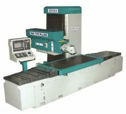 CNC Ram Type Milling Machine with Universal Milling Head