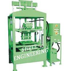 Paver Block Making Machine
