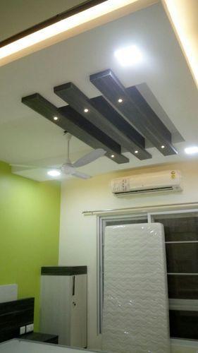 Living Room Wood Ceilings