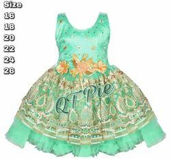 Qt Pie Designer Girls Dress Dn Fe2165sg
