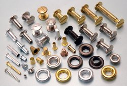 Brass and Copper Electronic Eyelet, Packaging Type: Poly Packet