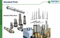 Standard And Customize Mould Parts