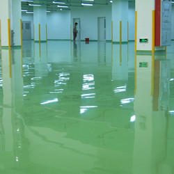 Anti Dust Floor Coating Service