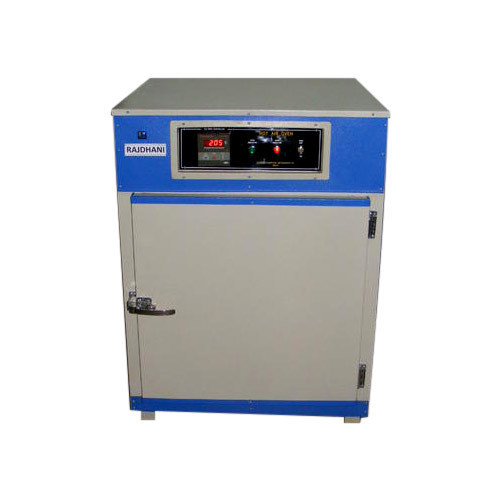 Stainless Steel Rajdhani Hot Air Oven