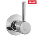 Stainless Steel Somany Concealed Flush Cock