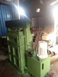 MS Single Box Hydraulic Baling Press