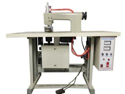 Semi Automatic Non Woven Bag Making Machine- Cutting, Sealing, and Punching