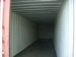 Domesticated 40 ft Container