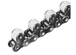 Pitch Chain with Nylon Roller