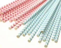 Designer Paper Straw